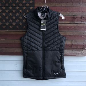 New Nike Running Repel Aerolayer Vest sz Small